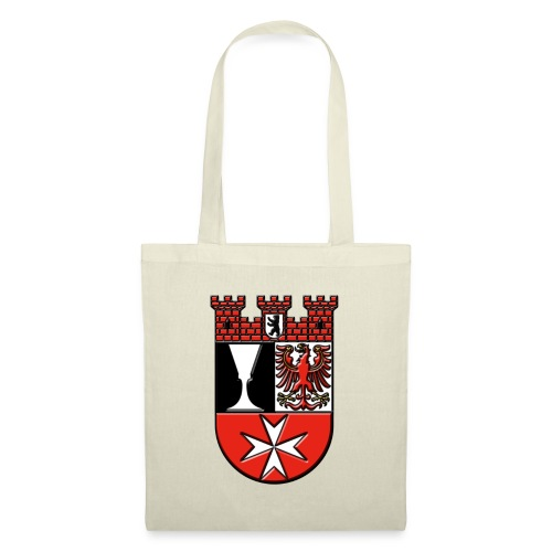 Berlin Bezirk Neukölln Wappen - Stoffbeutel
