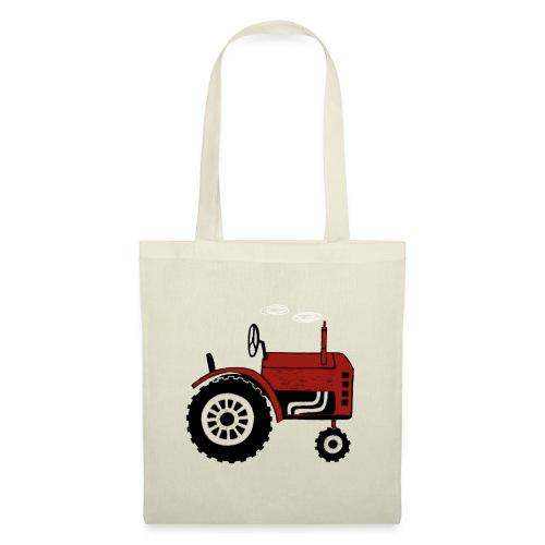 tractor - Tas van stof