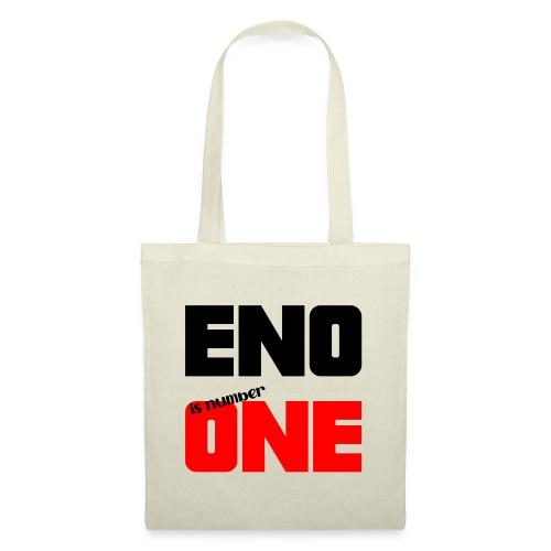eno is number one - retro / musta - Kangaskassi
