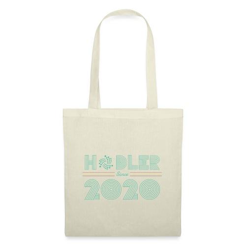 IOTA Hodler since 2020 - Stoffbeutel