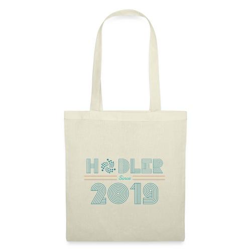 IOTA Hodler since 2019 - Stoffbeutel