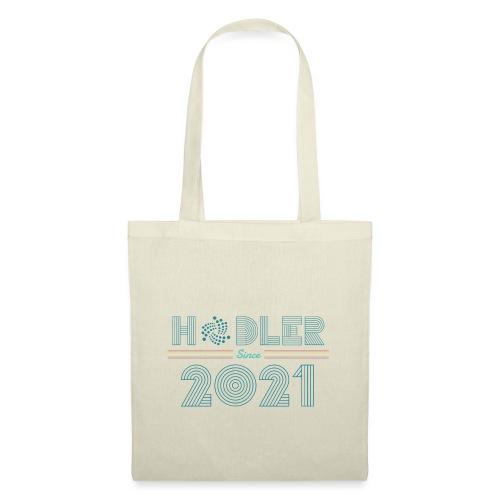 IOTA Hodler since 2021 - Stoffbeutel