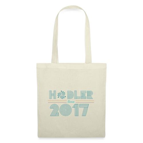 IOTA Hodler since 2017 - Stoffbeutel