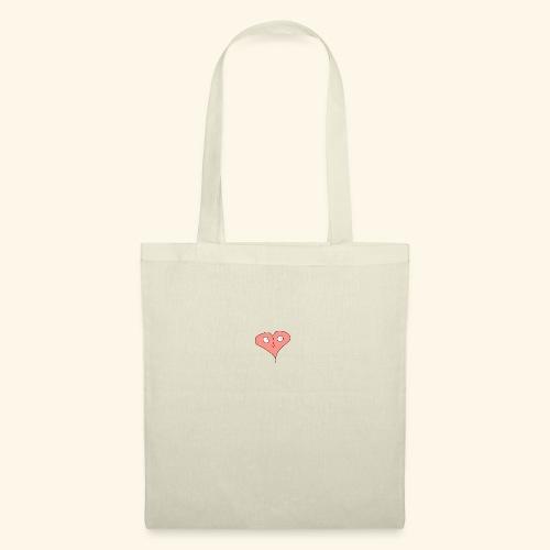 hjerte - Mulepose
