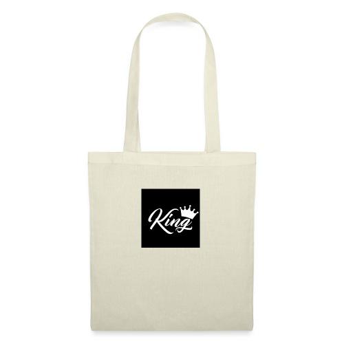 King - Tote Bag