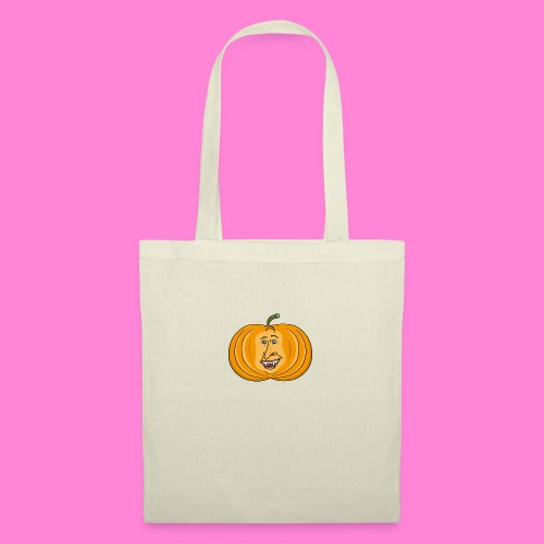 Rick pumpkin - Tas van stof