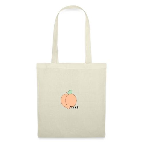 Peach Noir - Tote Bag