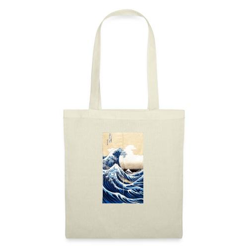 La grande vague de Kanagawa - Sac en tissu