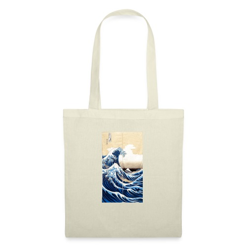 La grande vague de Kanagawa - Tote Bag