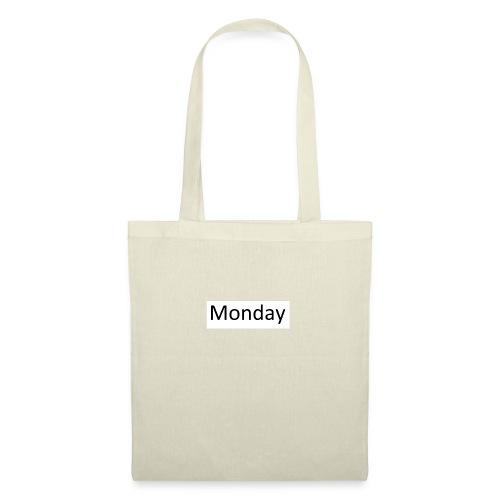 Monday - Stoffbeutel