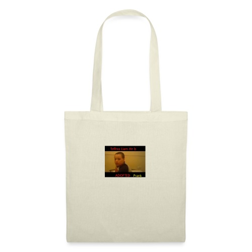 Telling Liam He Is Adopted - Tote Bag