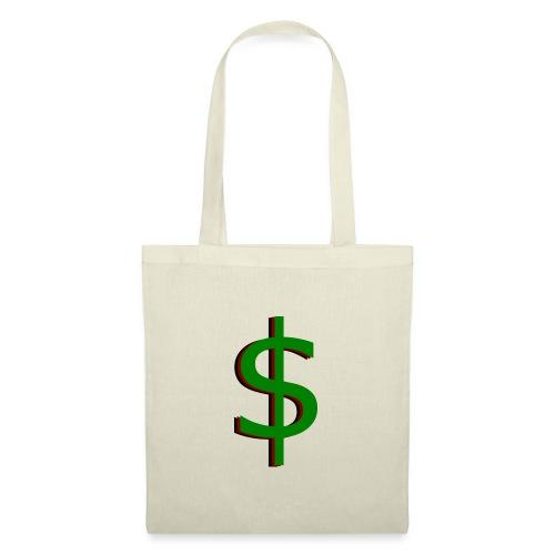 dollar - Tas van stof