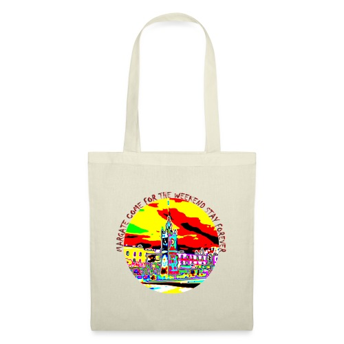 Come for the weekend! - Tote Bag