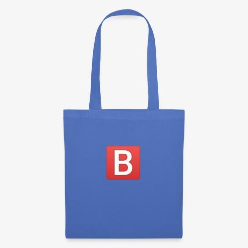 b emoji meme - Tote Bag