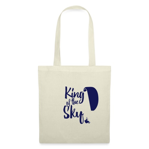King of the Sky Vektor - Stoffbeutel