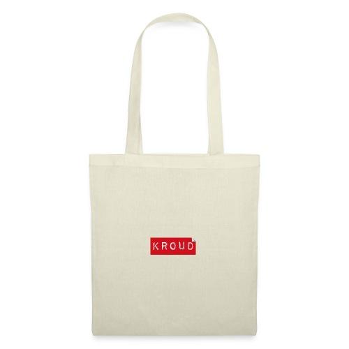 Kroud Co. Label - Tote Bag