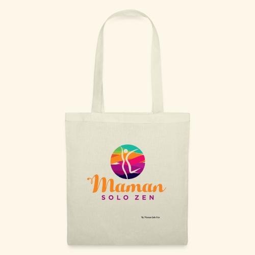 Maman solo zen Modèle 3 - Tote Bag