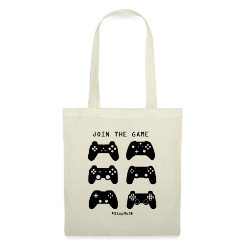 Join The Game - Tote Bag