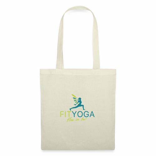 FIT Yoga, flow in too - Stoffbeutel