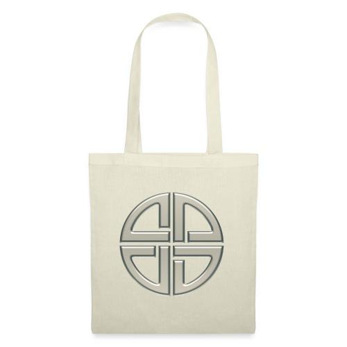 Schildknoten, Keltischer Knoten, Thor Symbol - Stoffbeutel