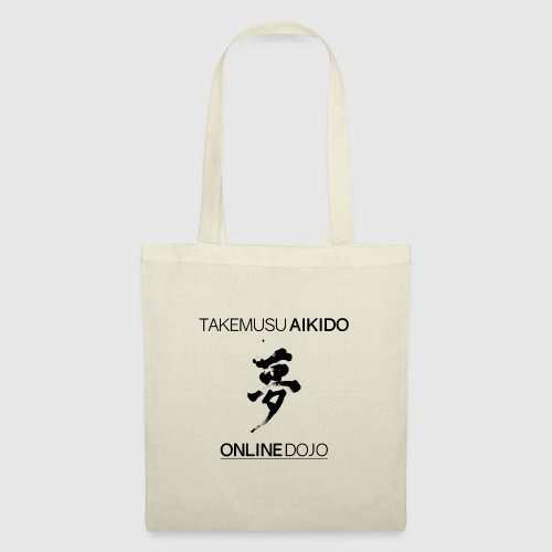 YUME black - Tote Bag