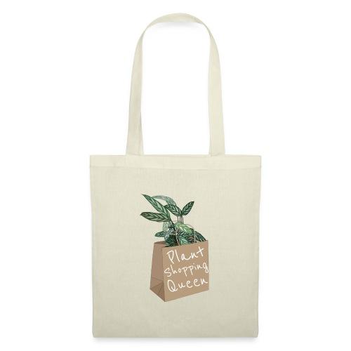 Plant Shopping Queen - Stoffbeutel