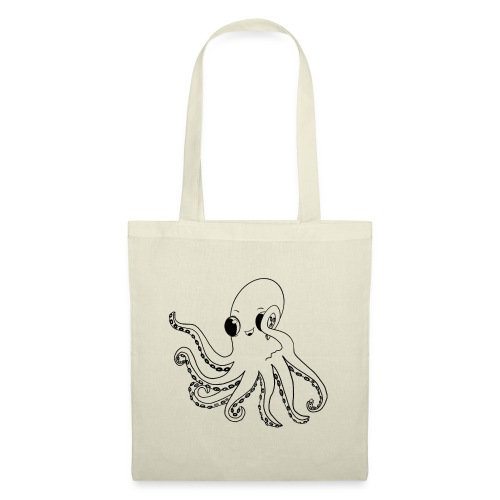 Little octopus - Tote Bag