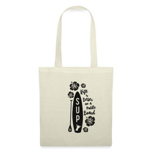 SUP & Flowers - Tote Bag