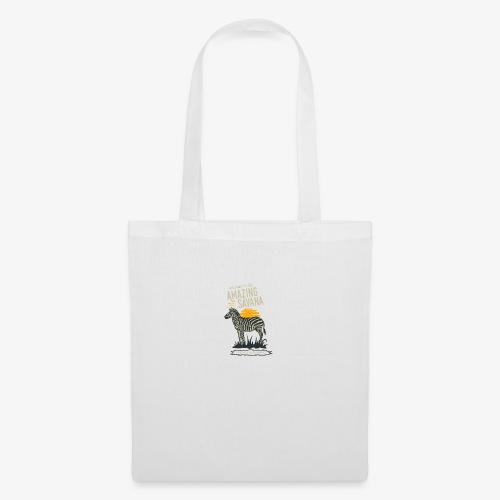 Zèbre - Tote Bag