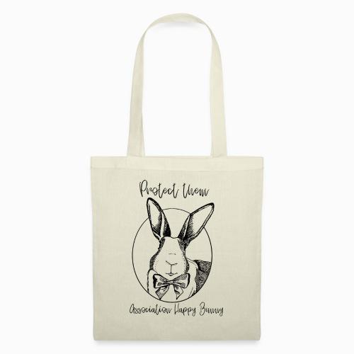 Happy Bunny Fundraiser - Tote Bag