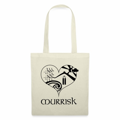Croagh Patrick in the heart of Murrisk Village - Tote Bag