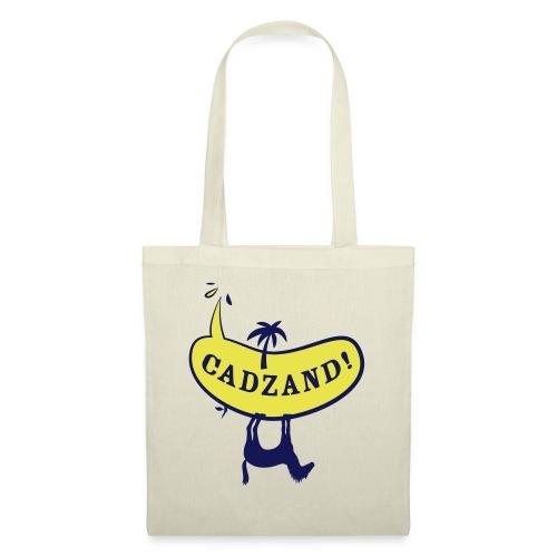 Lui Paard Cadzand uitroep - Tas van stof