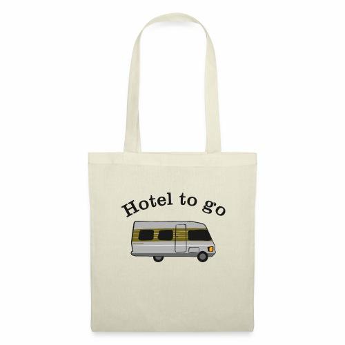 Hotel to go - Stoffbeutel