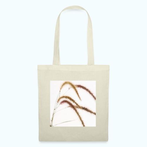 Tender grass watercolor minimalism nature - Tote Bag