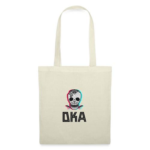 DKA - logo alternatywne - Torba materiałowa