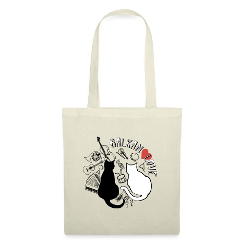 BALKAN LOVE - Tote Bag