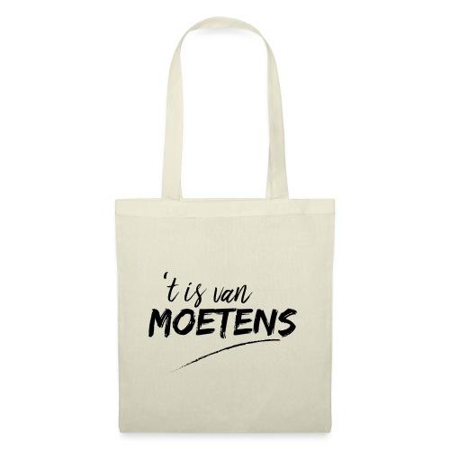Het is van Moetens - Tas van stof