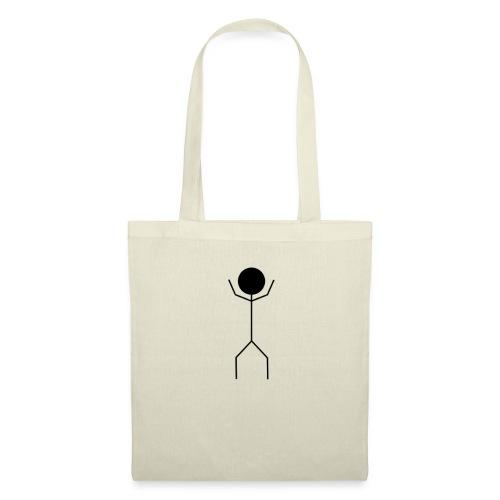 Wise Stickman - Tote Bag