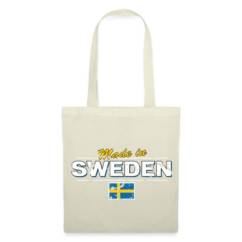 MADE IN SWEDEN - Tote Bag