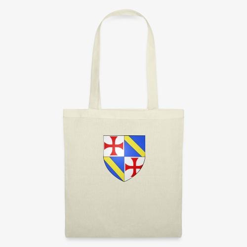 Armoiries Jacques de Molay - Tote Bag
