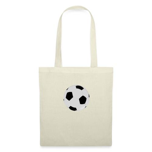 voetbal mok - Tas van stof