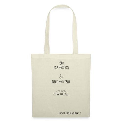 BEE TREE SEA - Tote Bag