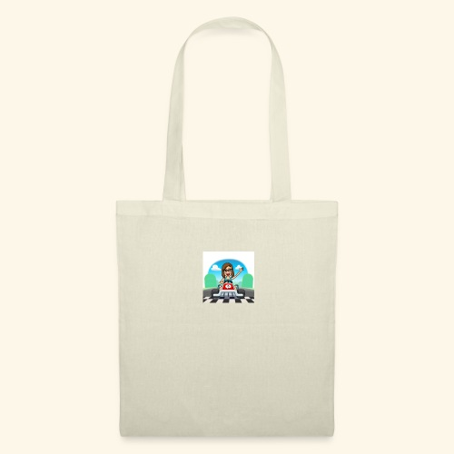 Karting girl - Tote Bag