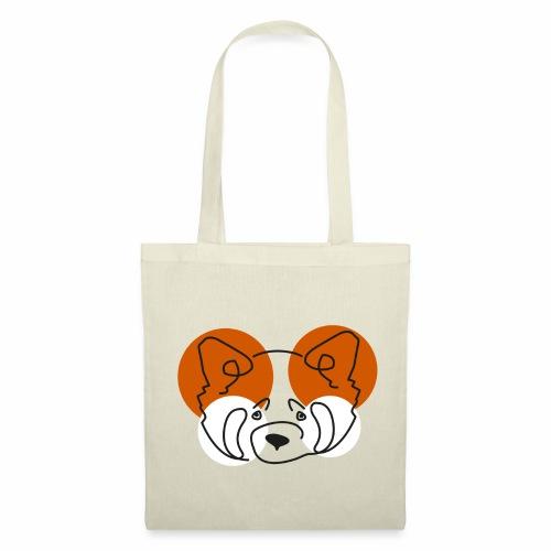 Panda Roux - Tote Bag