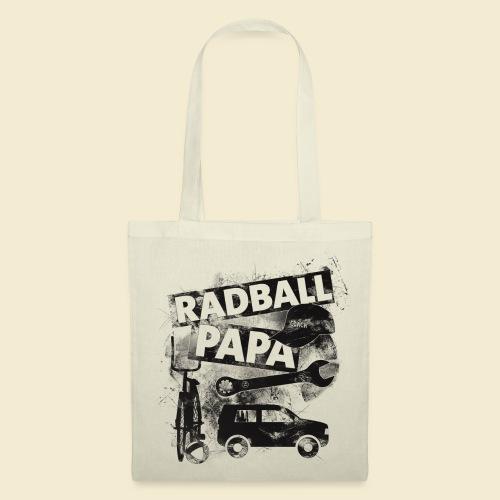 Radball | Papa - Stoffbeutel
