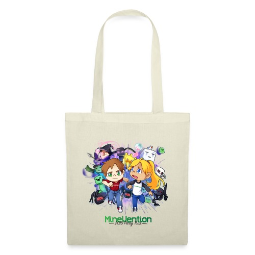 MineVention 2019 Party Tour - Tote Bag