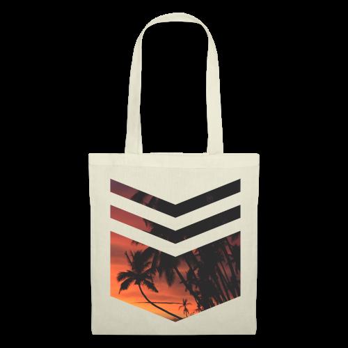 Palm Beach Triangle - Stoffbeutel
