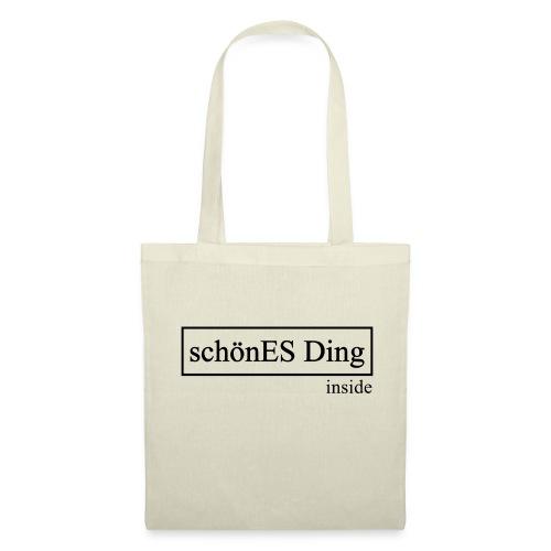 schönES Ding - Inside - Stoffbeutel