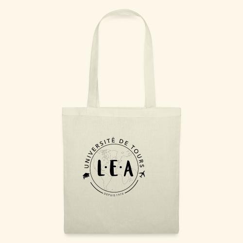 L.E.A Noir - Tote Bag