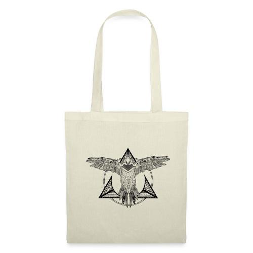 frame-parrot - Tote Bag